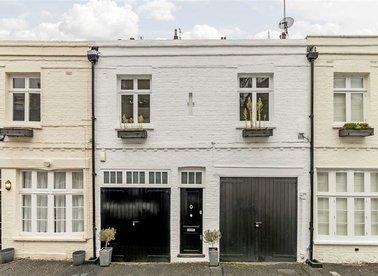 Burton Mews, London, SW1W