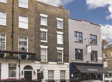 Upper Berkeley Street, London, W1H