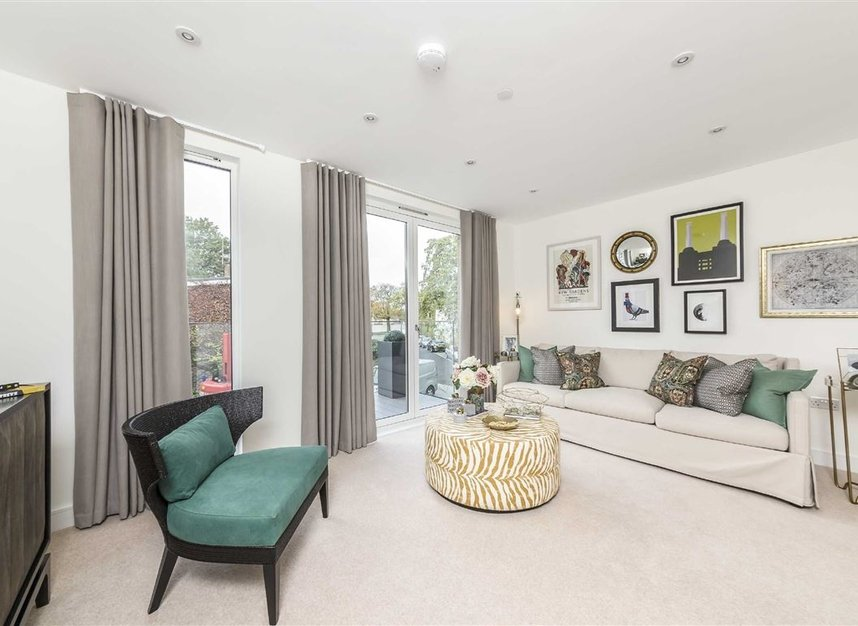 Properties for sale in Bourke Close - SW4 8ER view2