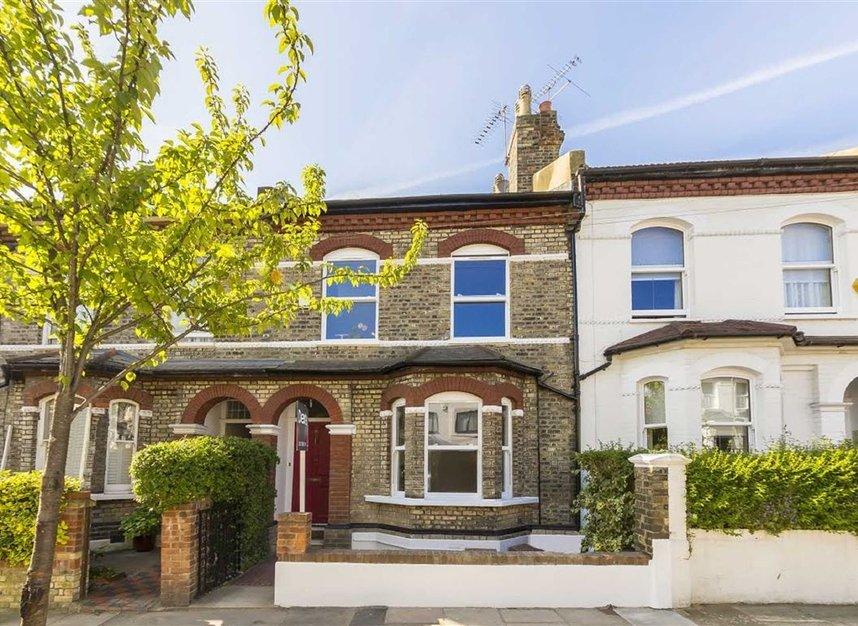 Properties sold in Gowrie Road - SW11 5NR view1
