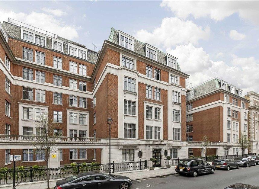 Properties for sale in Hallam Street - W1W 6JP view1