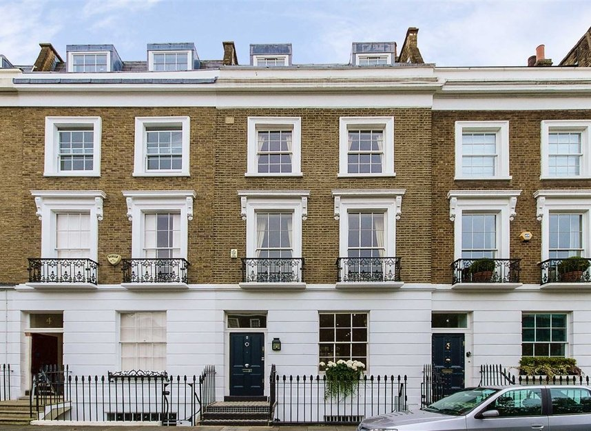 Properties sold in Markham Square - SW3 4UY view1