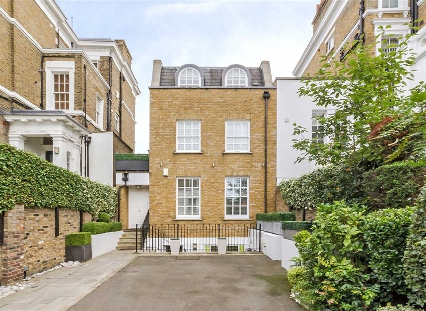 Properties for sale in Marlborough Place - NW8 0PT view8