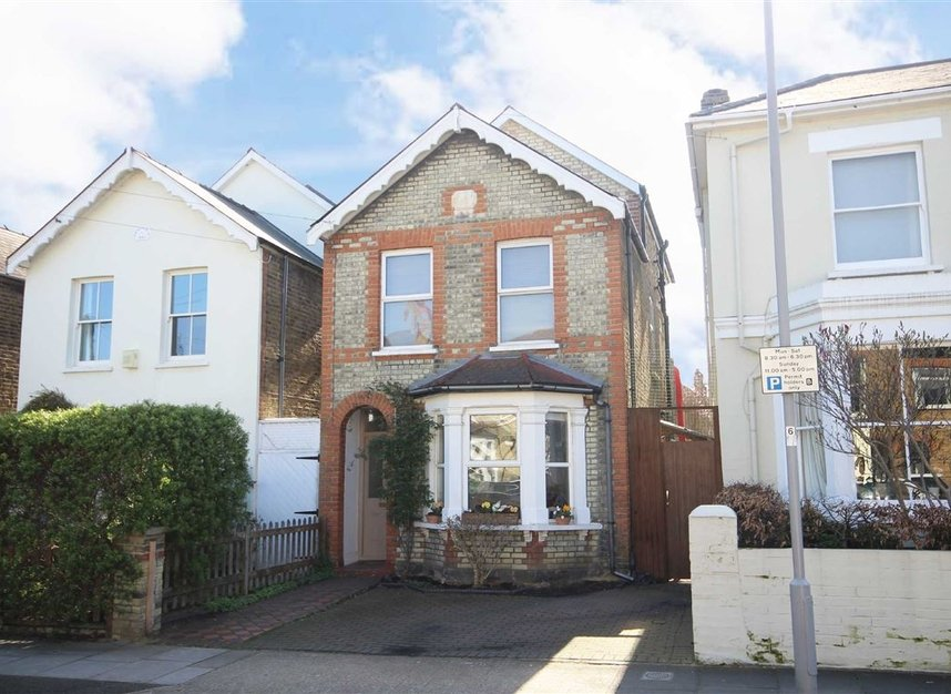 Properties Sold In Richmond Park Road