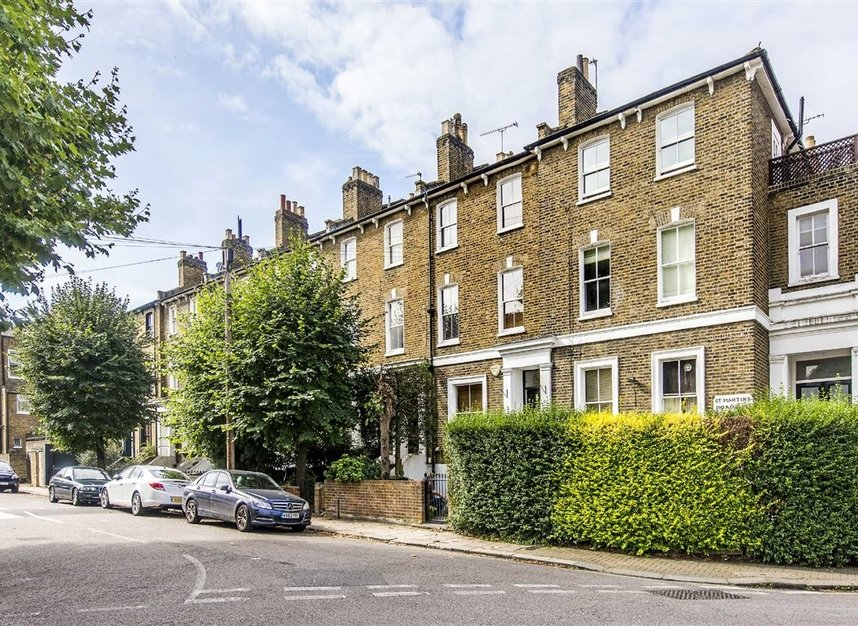 Properties for sale in St. Martin's Road - SW9 0SW view1