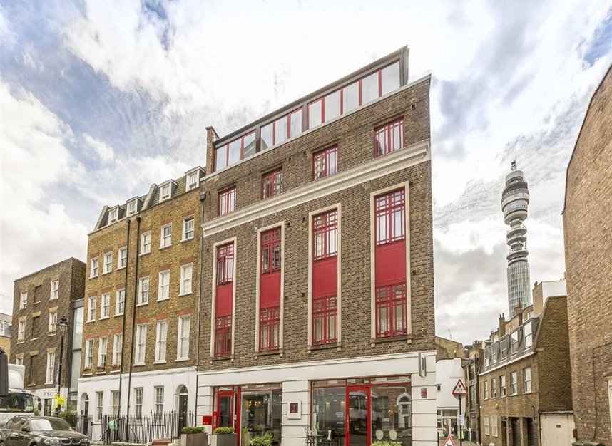 Properties for sale in Warren Street - W1T 5LR view1