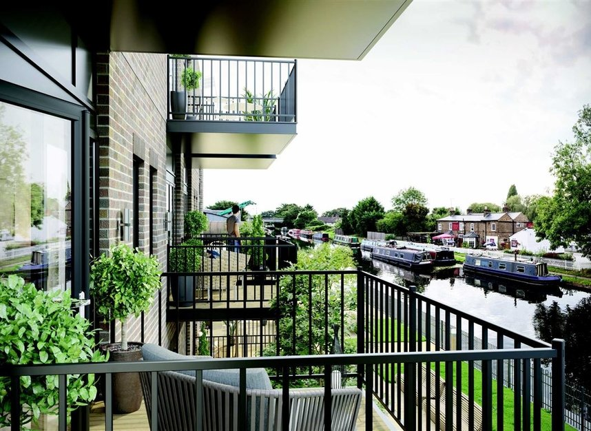 Properties for sale in Waterloo Road - UB8 2QX view4