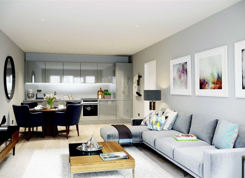 Properties for sale in Waterloo Road - UB8 2QX view1