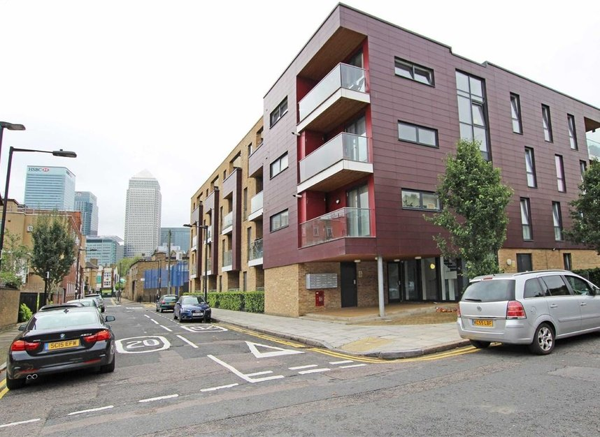 Properties to let in Annabel Close - E14 6DP view1
