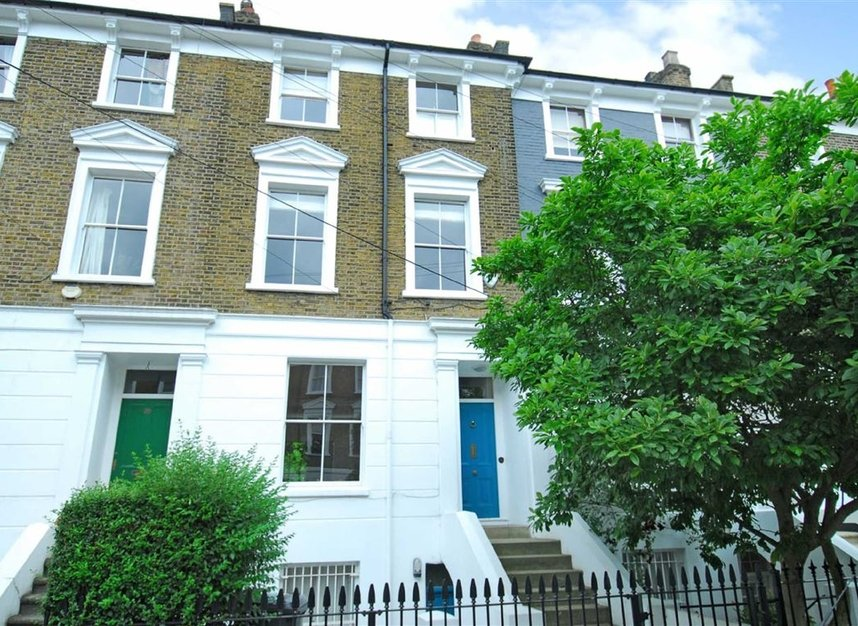 Properties to let in Burnley Road - SW9 0SJ view1