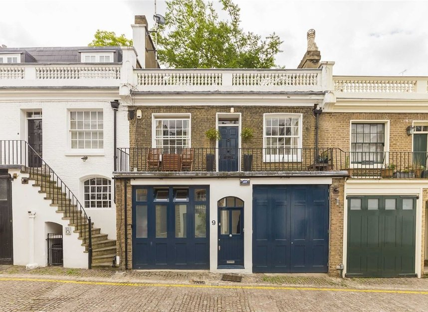 Properties to let in Holland Park Mews - W11 3SU view1