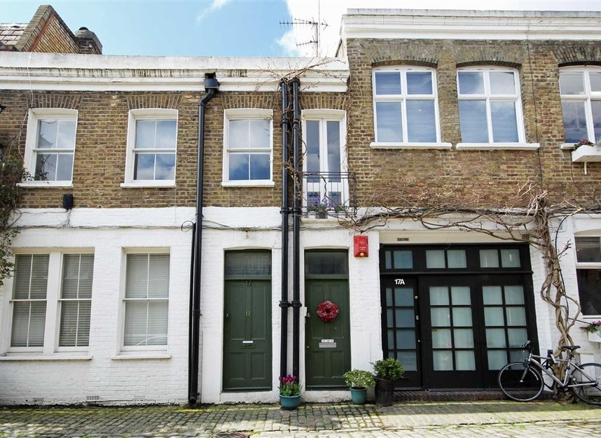 Properties to let in Pindock Mews - W9 2PY view1