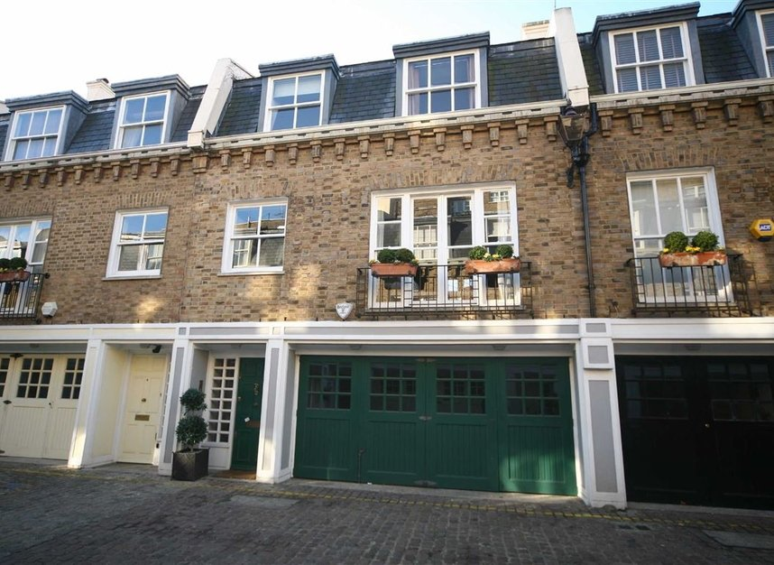Redcliffe Mews, London, SW10