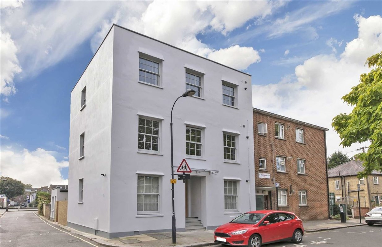 Flat for sale in st peters road london w6 dexters for 7 hammersmith terrace